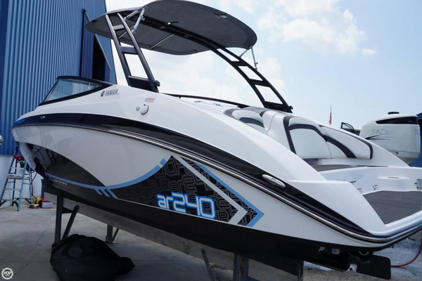 Used Yamaha AR 240 High Output Jet Boat For Sale