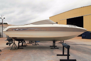 Used Stingray Boats 220 Bowrider Boat For Sale
