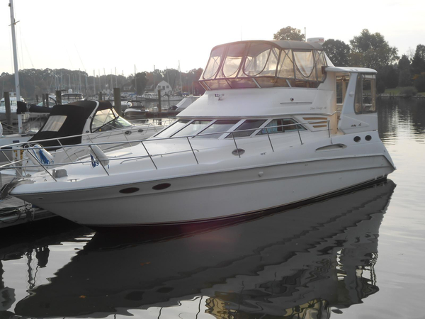 Used Sea Ray 42 Aft Cabin Motor Yacht For Sale