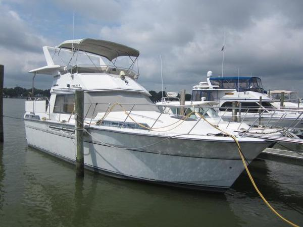 Used President 37 Aft Cabin Motor Yacht Motor Yacht For Sale