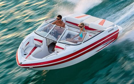 Used Glastron 18 Bowrider Boat For Sale