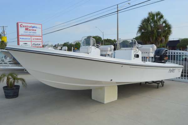 New Parker Boats 2300 T Big Bay Boat For Sale