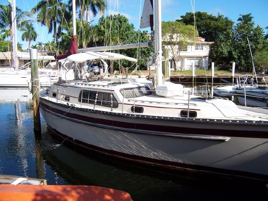 Used Stamas 44 Ketch Cruiser Sailboat For Sale