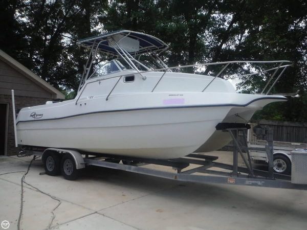 Used Pro Sport 2660 KAT WA Power Catamaran Boat For Sale