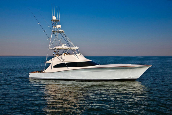 Used Spencer Yachts Custom Carolina Sportfish Convertible Fishing Boat For Sale