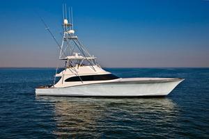 Used Spencer Yachts Custom Carolina Sportfish Convertible Fishing Boat For Sale