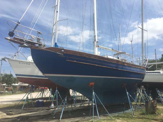 Used Ta Shing Baba 30 35 Cruiser Sailboat For Sale