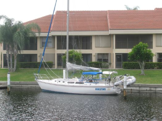 Used Catalina Tall Rig Cruiser Sailboat For Sale