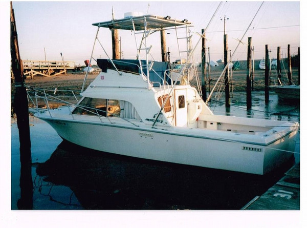 Used Phoenix 29 Sportfish Sports Fishing Boat For Sale