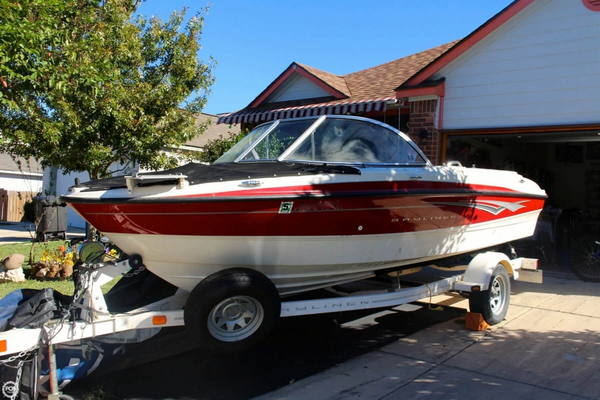 Used Bayliner 185 Fish N Ski Bowrider Boat For Sale