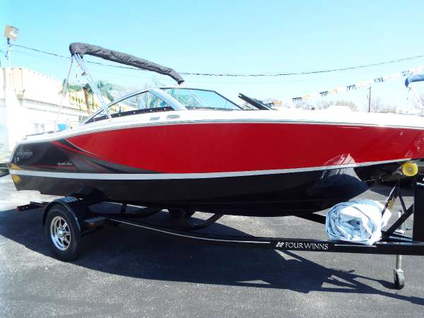 New Four Winns H190 SS Bowrider Boat For Sale