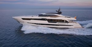 New Astondoa 110 Century Motor Yacht For Sale