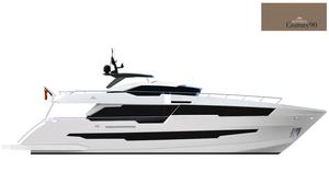 New Astondoa 90 Century Motor Yacht For Sale