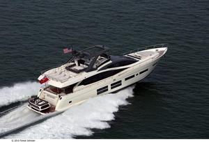 New Astondoa 80 GLX Motor Yacht For Sale