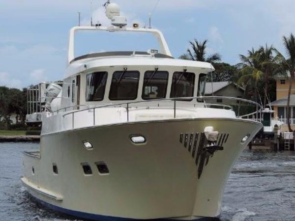 2008 used northwest trawlers 45 trawler boat for sale for Garden design trawler boat