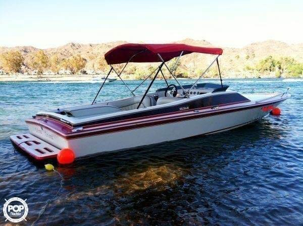 Used Spectra 210 Jet Boat For Sale