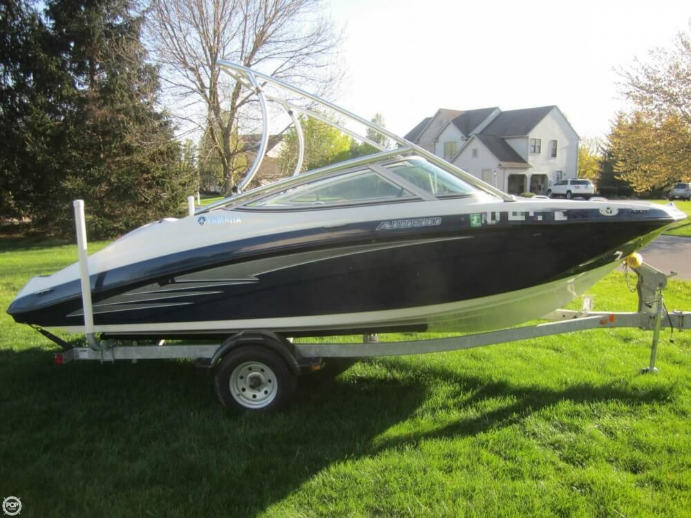2012 used yamaha ar 190 jet boat for sale 22 995 for Yamaha dealer lancaster pa