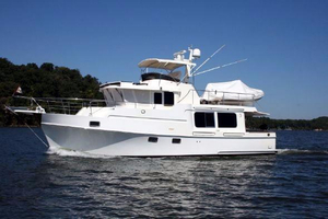Used Ocean Alexander 50 Classico Trawler Boat For Sale