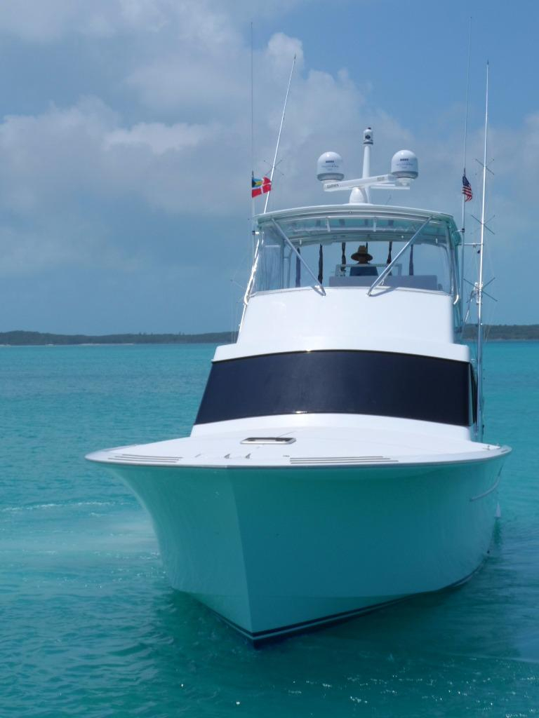 2009 used middleton boatworks custom carolina sportfish for Sport fishing boats for sale