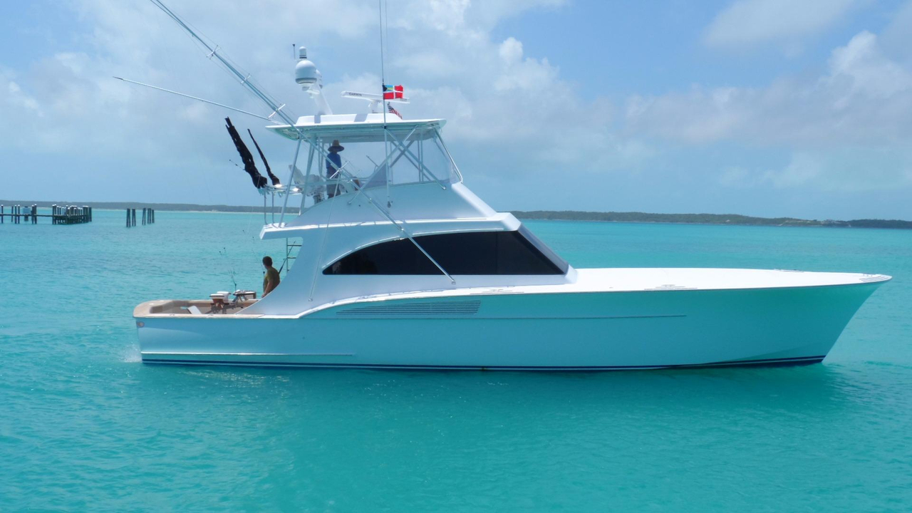2009 used middleton boatworks custom carolina sportfish for Custom fishing boats