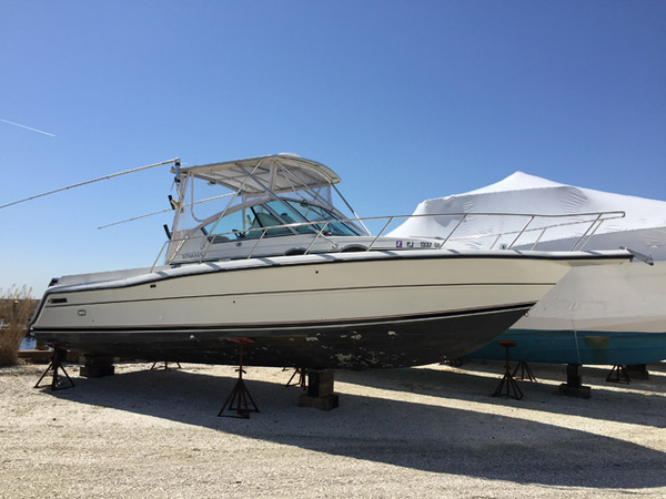 Used Stamas 310 Express Sports Fishing Boat For Sale