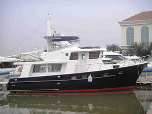 Used Integrity 450 CE Trawler Boat For Sale