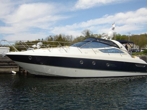 Used Cranchi Mediterranee Cruiser Boat For Sale