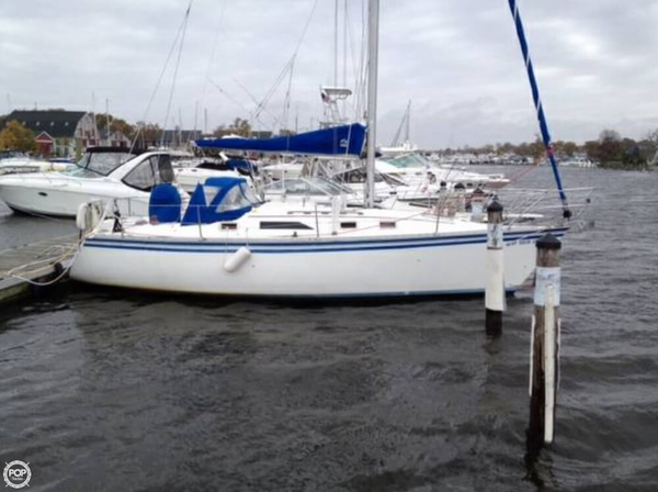 Used Hunter 31 Shoal Draft Sloop Sailboat For Sale