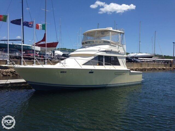 Used Pearson 38 Sports Fishing Boat For Sale
