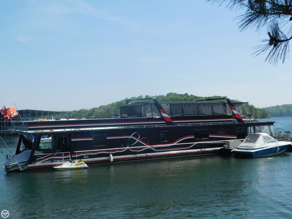 Used Sumerset 92 X 18 House Boat For Sale