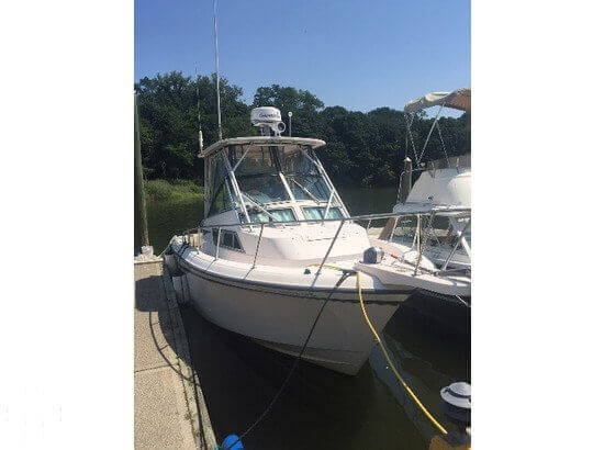 Used Grady-White Sailfish 27 Walkaround Fishing Boat For Sale