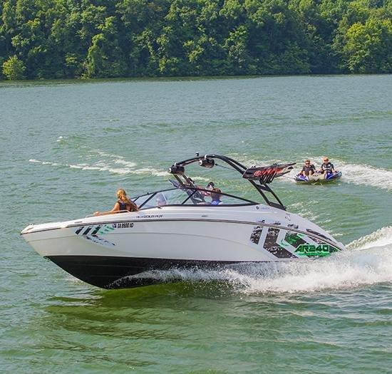 New Yamaha AR240 HO Bowrider Boat For Sale