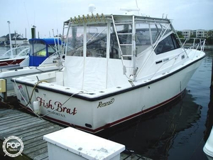 Used Rampage 36 Sports Fishing Boat For Sale