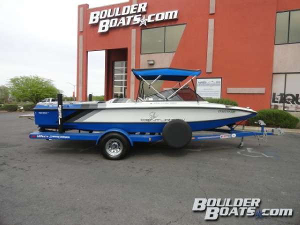 Used Centurion TRU TRAC III Ski and Wakeboard Boat For Sale