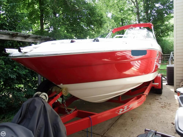 Used Monterey 268 SS Bowrider Boat For Sale