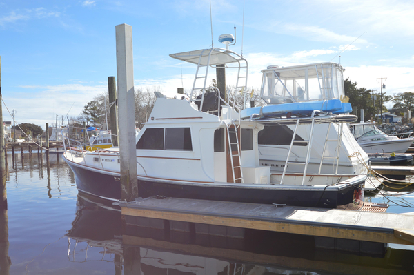 Used Nauset Lobster Fishing Boat For Sale