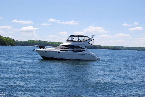 Used Meridian 391 Cruiser Boat For Sale