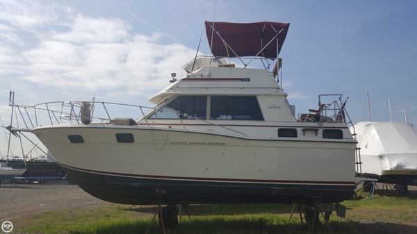 Used Carver 3007 Aft Cabin Aft Cabin Boat For Sale