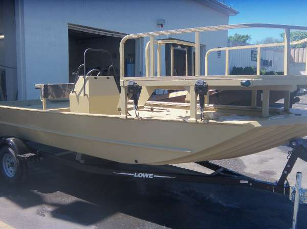 New Lowe 1860 Archer Bass Boat For Sale