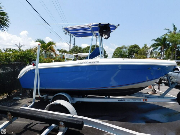 Used Carolina Skiff 1900 Offshore Series Center Console Fishing Boat For Sale