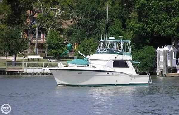 Used Hatteras 42 Sports Fishing Boat For Sale