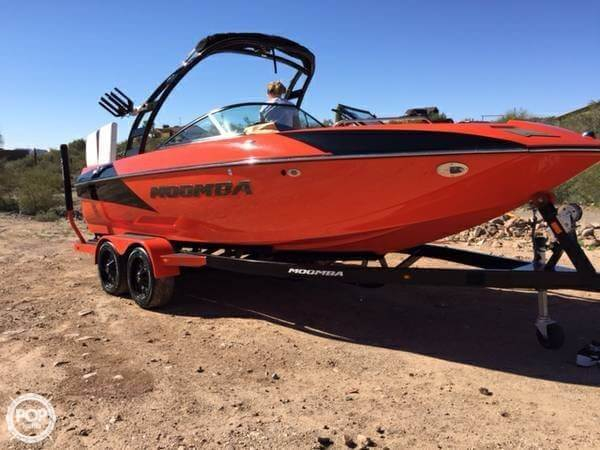 Used Moomba Mojo 2.5/SK Ski and Wakeboard Boat For Sale