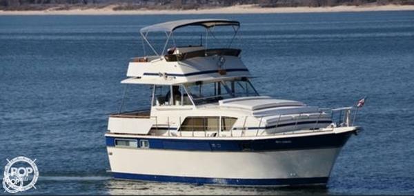 Used Chris-Craft 410 Commander Aft Cabin Boat For Sale