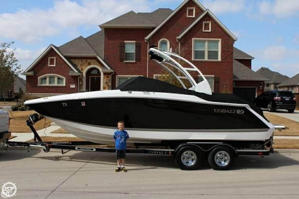 Used Cobalt 24 SD Deck Boat For Sale