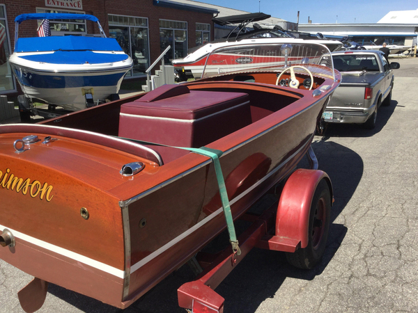 Used Chris Craft 17 Sportsman Antique and Classic Boat For Sale