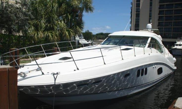 Used Sea Ray Sundancer Motor Yacht For Sale