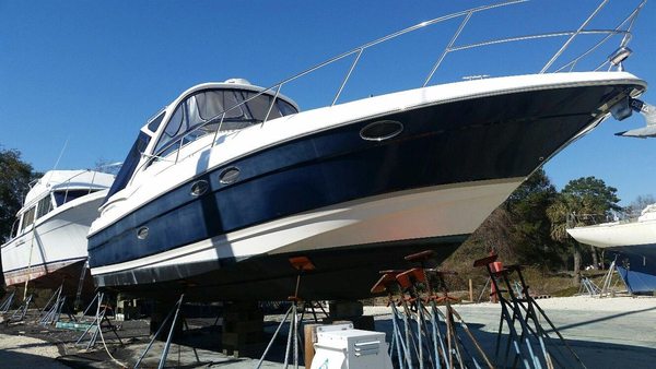 Used Regal 3760 Sportyacht Cruiser Boat For Sale