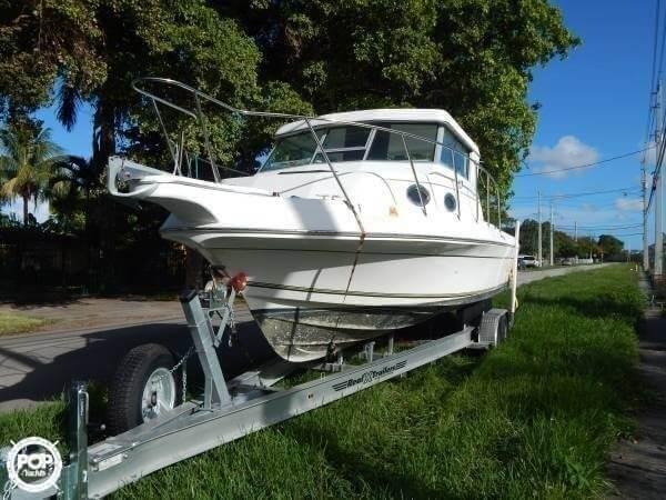 Used Sportcraft 272 Sportfish Walkaround Fishing Boat For Sale
