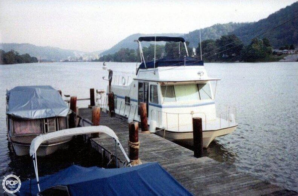 Used Harbor Master 375 House Boat For Sale