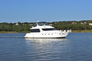 Used Carver Yachts 53 Voyager Motor Yacht For Sale